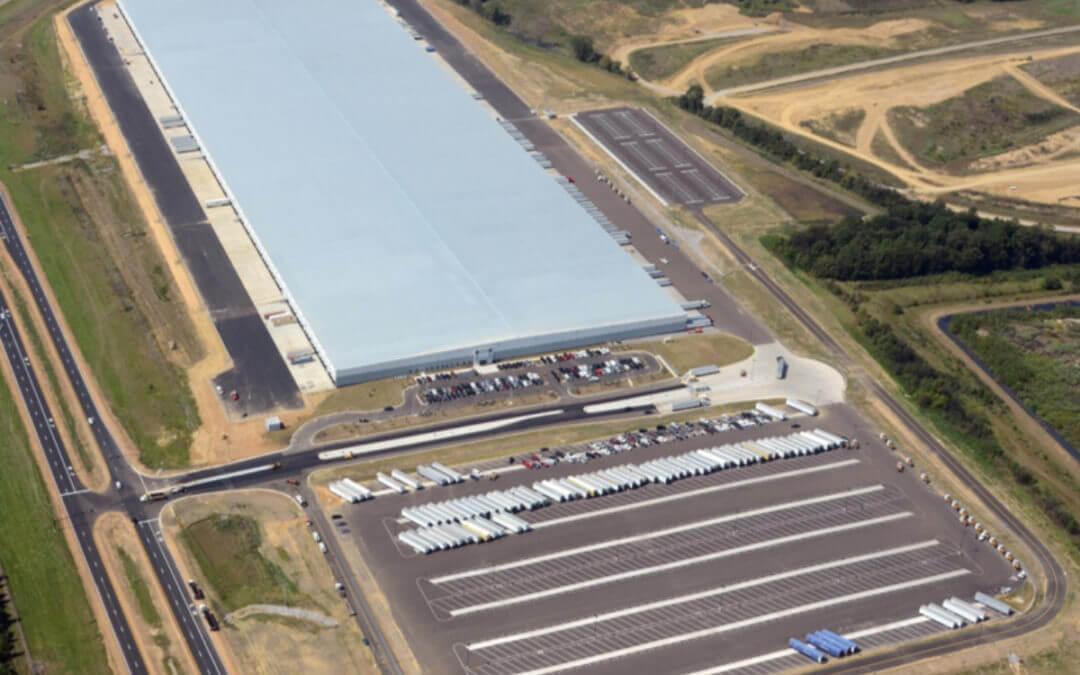 Nissan North America Logistics Center