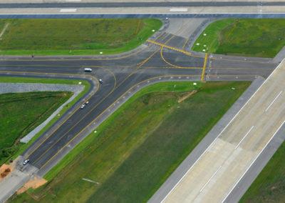 Intersection Reconstruction / Terminal Apron & Taxilane Expansion