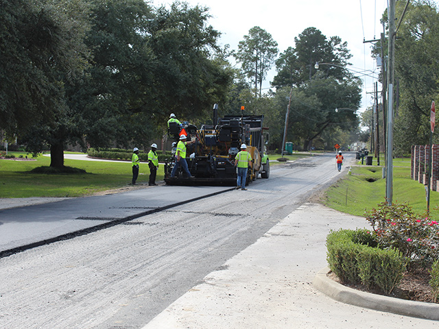 Baton Rouge Sewer – Airline Highway Project