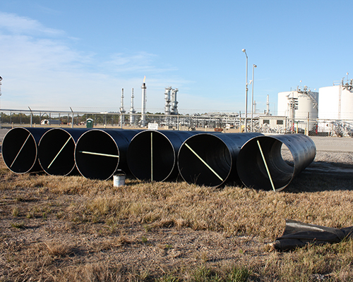 MISSISSIPPI INDUSTRIAL WATER SYSTEM AT CHEVRON