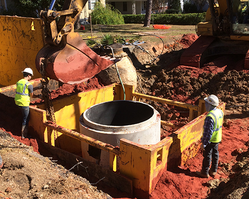 HATTIESBURG SEWER IMPROVEMENTS